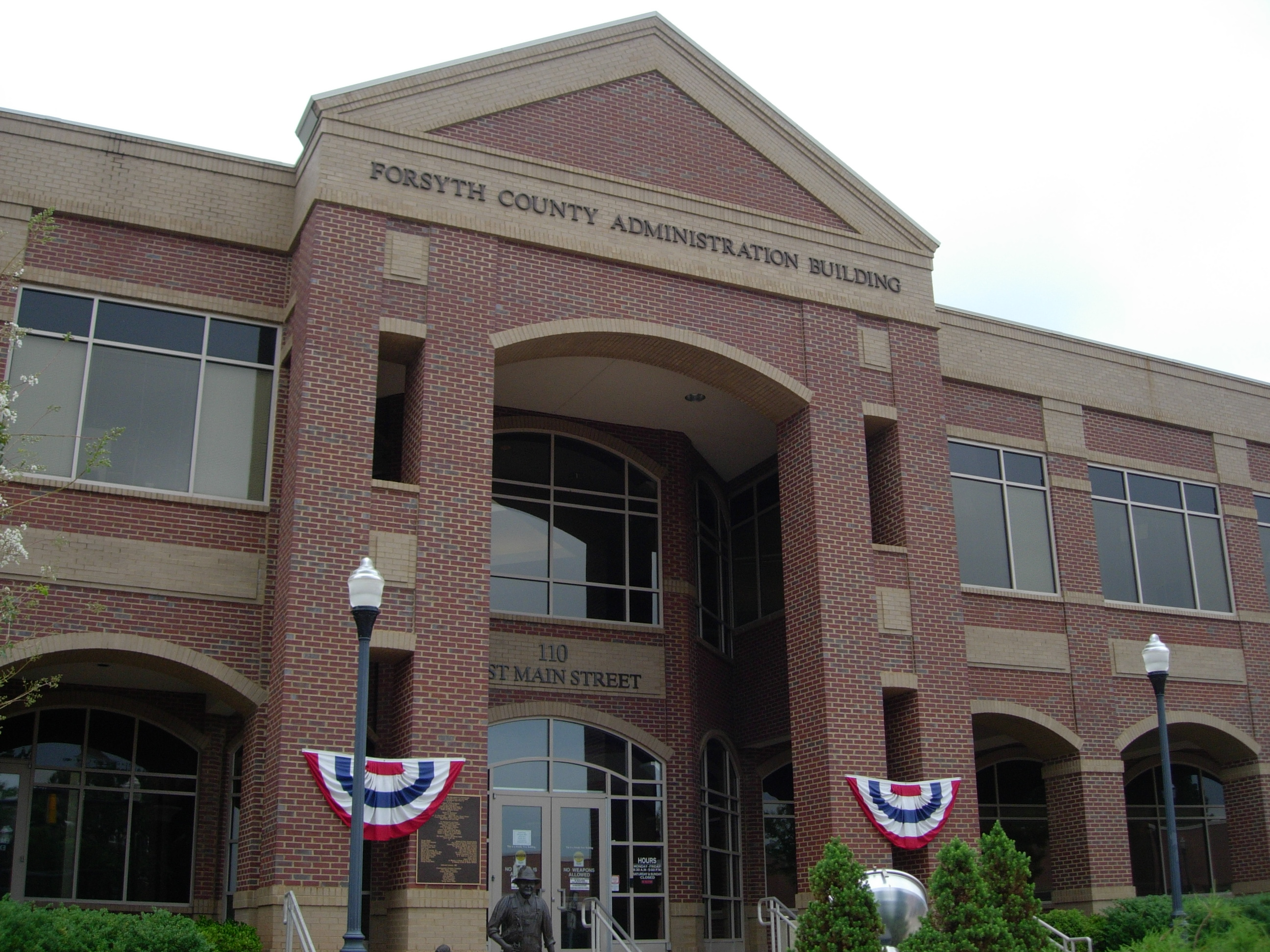 Forsyth County Election Information