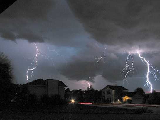 Potential Severe Weather Ahead, Always Stay Prepared