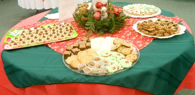 Annual Christmas Cookie Sale to Benefit Christ the King