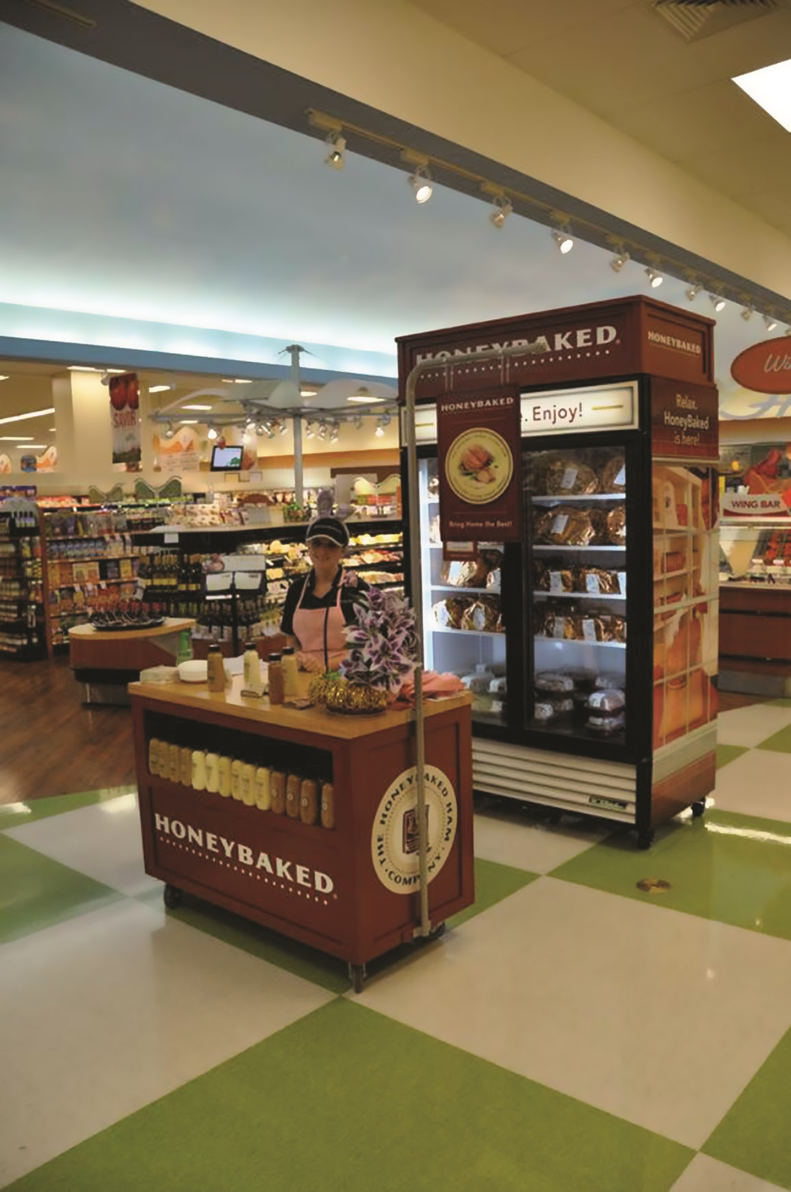 Honeybaked Comes to Cumming, Dawsonville Kroger Stores