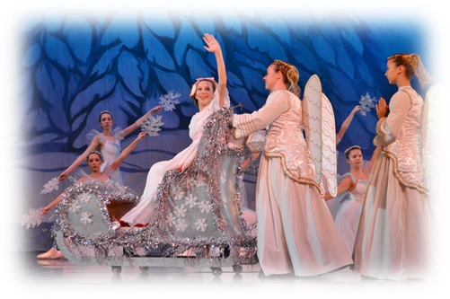 Sawnee Ballet Theatre Presents The Nutcracker