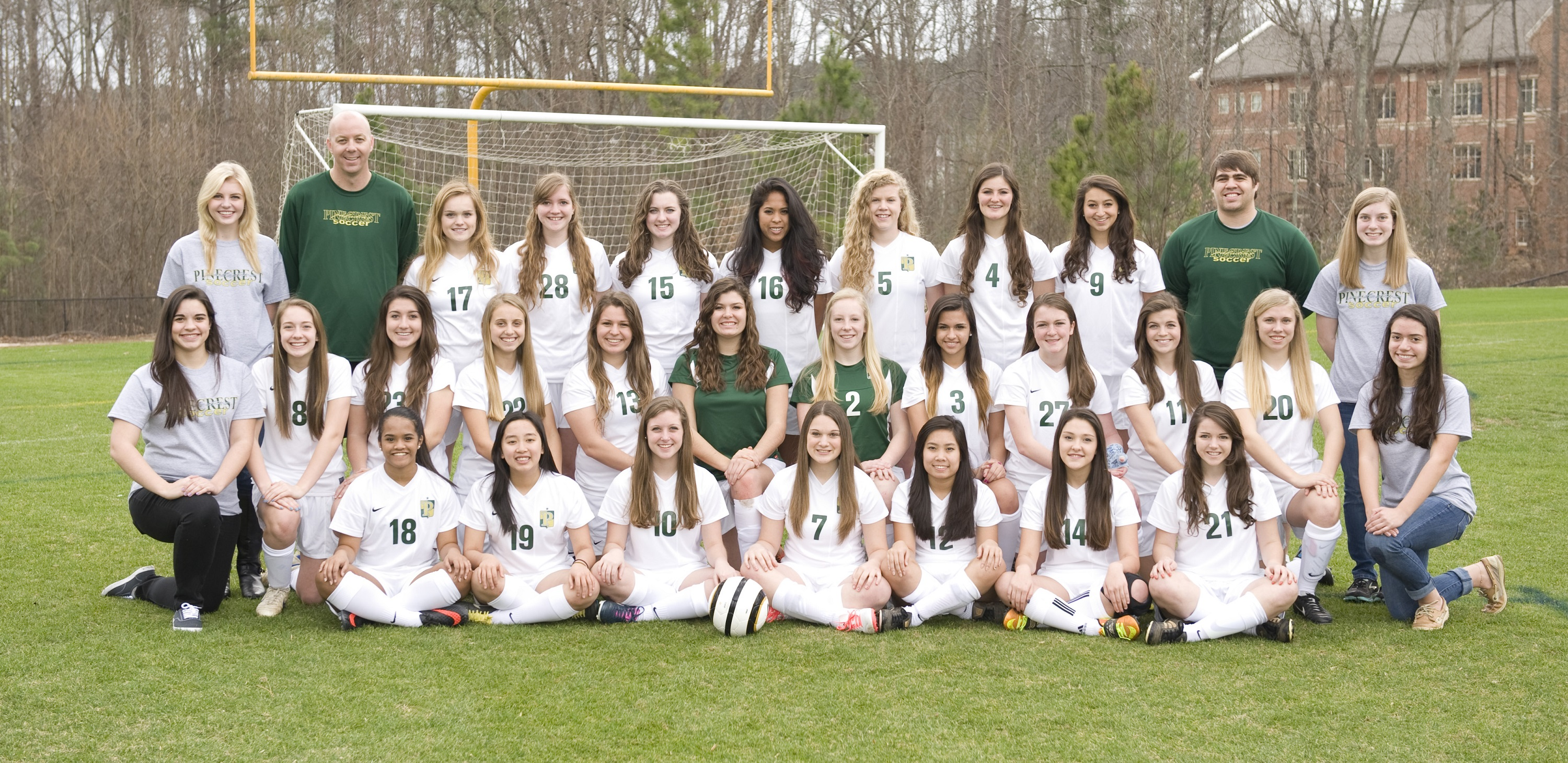 Pinecrest Academy 2014 Varsity Boys and Girls Soccer Teams Honored for Academic Excellence