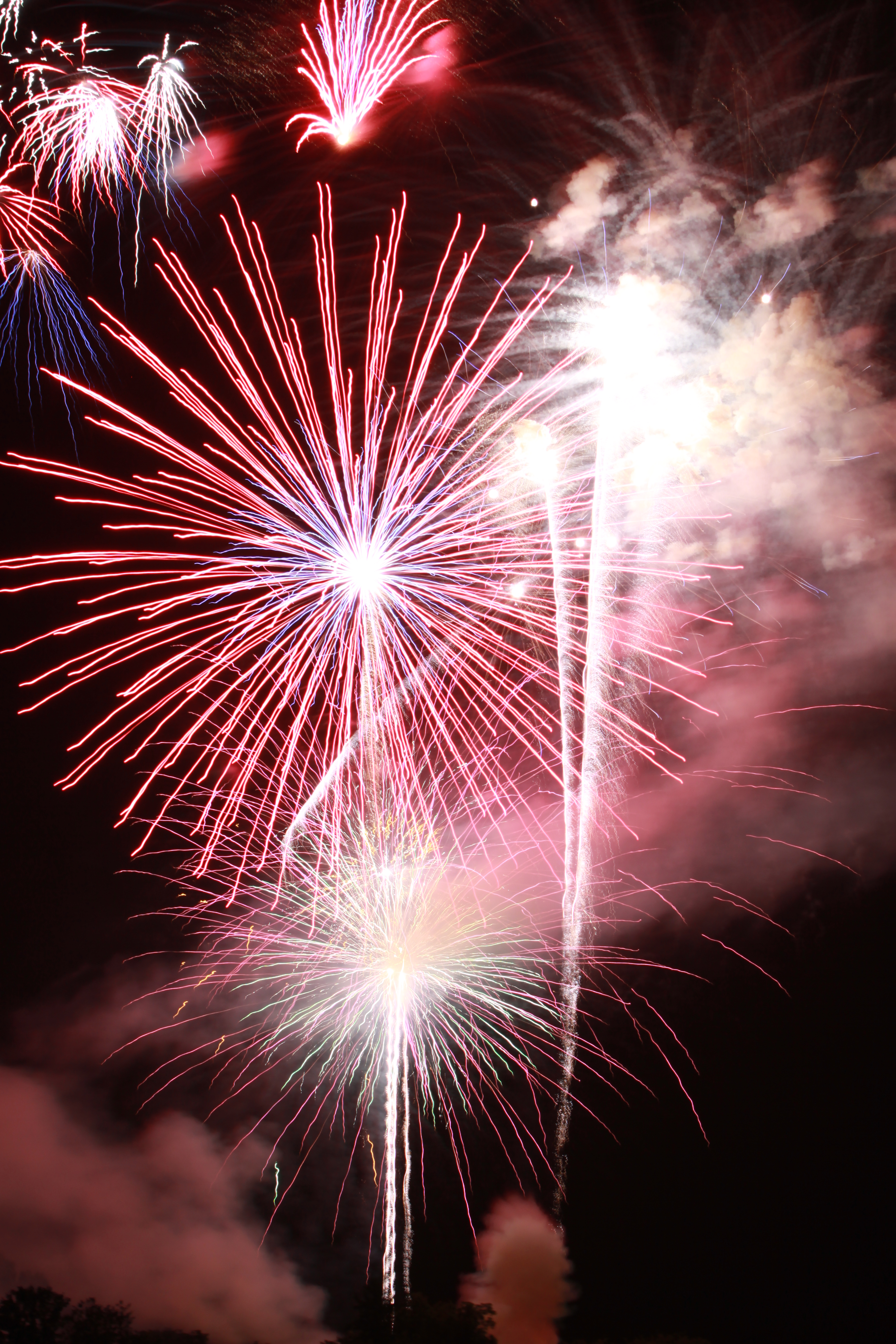 Fire Department Urges Fireworks Safety this Independence Day