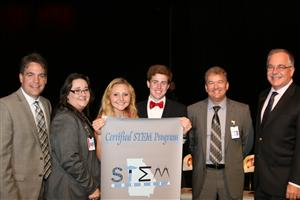 Forsyth Central Earns STEM Certification