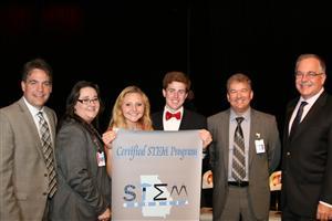 Forsyth Central Earns STEM Certification