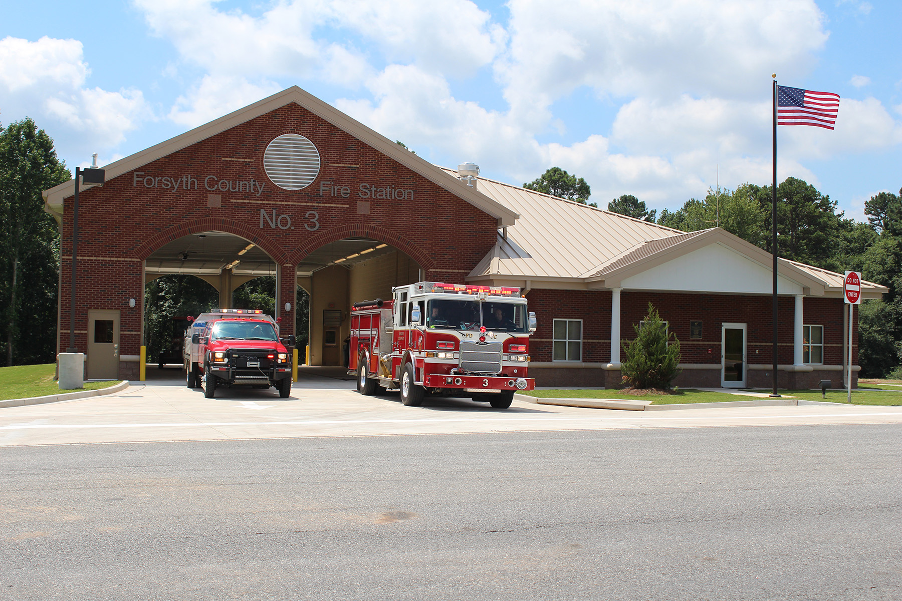 Community Invited to Tour Fire Station June 1