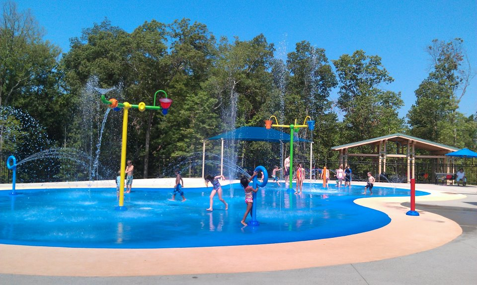 Spray Pad at Old Atlanta Park Opens May 23