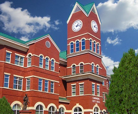 University of North Georgia Returns to City Hall