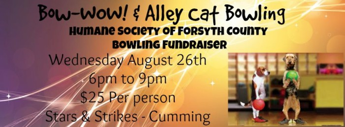 HSFC Bow-WOW! & Alley Cat Bowling Fundraiser
