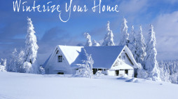 Winterizing Your Home in August?