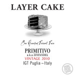 2011 Layer Cake Primitivo