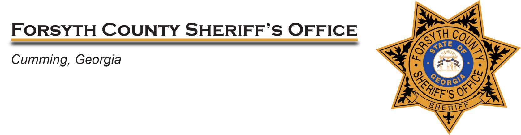 Forsyth County Sherriff